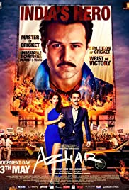 Azhar (2016) Poster - Movie Forum, Cast, Reviews