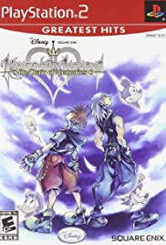 Kingdom Hearts: Chain of Memories Poster