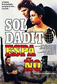 Soldadito español Poster