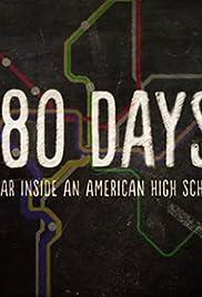 180 Days: A Year Inside an American High School Poster