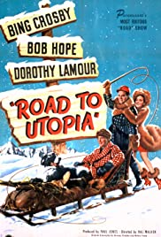Road to Utopia (1945) Poster - Movie Forum, Cast, Reviews