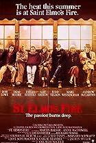 St. Elmo's Fire (1985) Poster