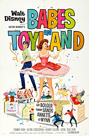 watch Babes in Toyland full movie 720