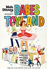 Babes in Toyland (1961) Poster - Movie Forum, Cast, Reviews