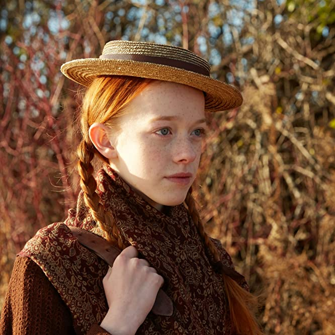 Amybeth McNulty in Anne with an E (2017)