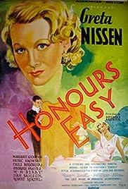 Honours Easy Poster