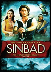 The Adventures of Sinbad poster