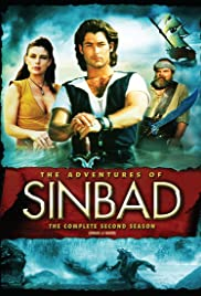The Adventures of Sinbad Poster - TV Show Forum, Cast, Reviews