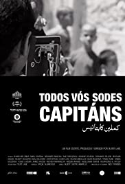 You All Are Captains Poster
