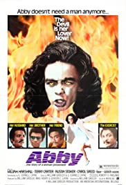 Abby (1974) Poster - Movie Forum, Cast, Reviews