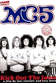MC5: Kick Out the Jams Poster