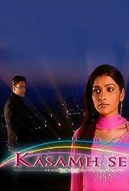 Kasamh Se Poster - TV Show Forum, Cast, Reviews