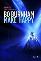 Image of Bo Burnham: Make Happy