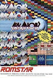Arkanoid Poster