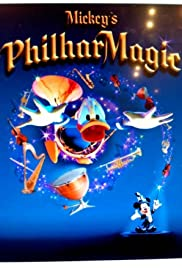 Mickey's PhilharMagic (2003) Poster - Movie Forum, Cast, Reviews