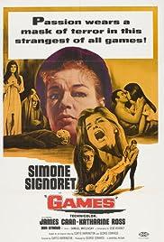 Games(1967) Poster - Movie Forum, Cast, Reviews