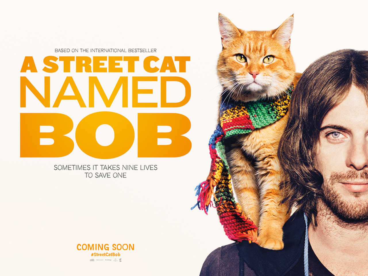 A Street Cat Named Bob 2016 Bluray