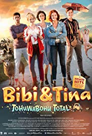 Bibi & Tina: Tohuwabohu total Poster
