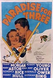 Paradise for Three (1938) Poster - Movie Forum, Cast, Reviews