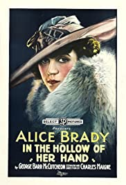 In the Hollow of Her Hand Poster