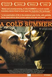 A Cold Summer Poster