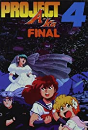 Project A-Ko 4: Final Poster