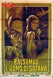 Balsamus l'uomo di Satana Poster