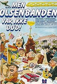 'Men Olsenbanden var ikke død!' Poster