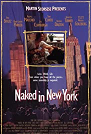 Naked in New York (1993) Poster - Movie Forum, Cast, Reviews
