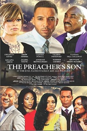 Poster The Preacher's Son