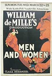 Men and Women Poster