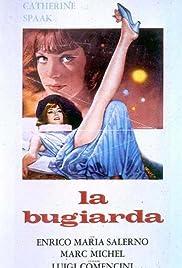 La bugiarda Poster