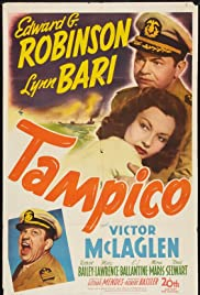 Tampico (1944) Poster - Movie Forum, Cast, Reviews