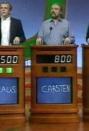 Nytårs-Jeopardy! 2005 - Danske komikere Poster