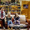 Mayim Bialik, Kaley Cuoco, Johnny Galecki, and Jim Parsons in The Big Bang Theory (2007)