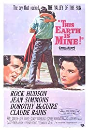 This Earth Is Mine (1959) Poster - Movie Forum, Cast, Reviews