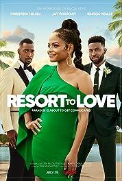 Resort to Love (2021) poster