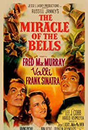 The Miracle of the Bells (1948) Poster - Movie Forum, Cast, Reviews