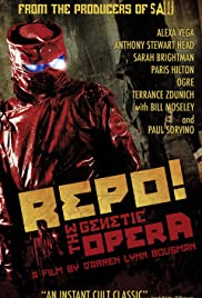 Repo! The Genetic Opera (2006) Poster - Movie Forum, Cast, Reviews