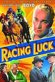 Racing Luck Poster