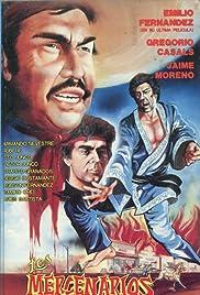 Mercenarios de la muerte Poster
