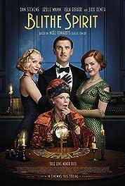 Blithe Spirit (2020) poster