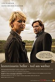 Kommissarin Heller - Tod am Weiher Poster