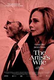 The Artist's Wife (2020) poster