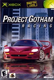 Project Gotham Racing Poster