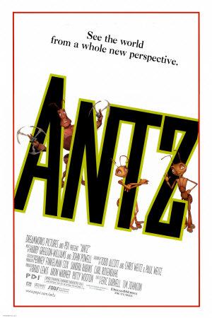 Antz (1998) Cover