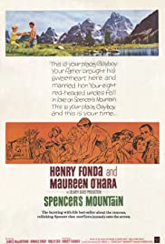 Spencer's Mountain (1963) Poster - Movie Forum, Cast, Reviews