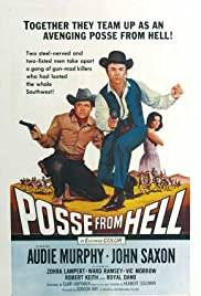 Posse from Hell Poster
