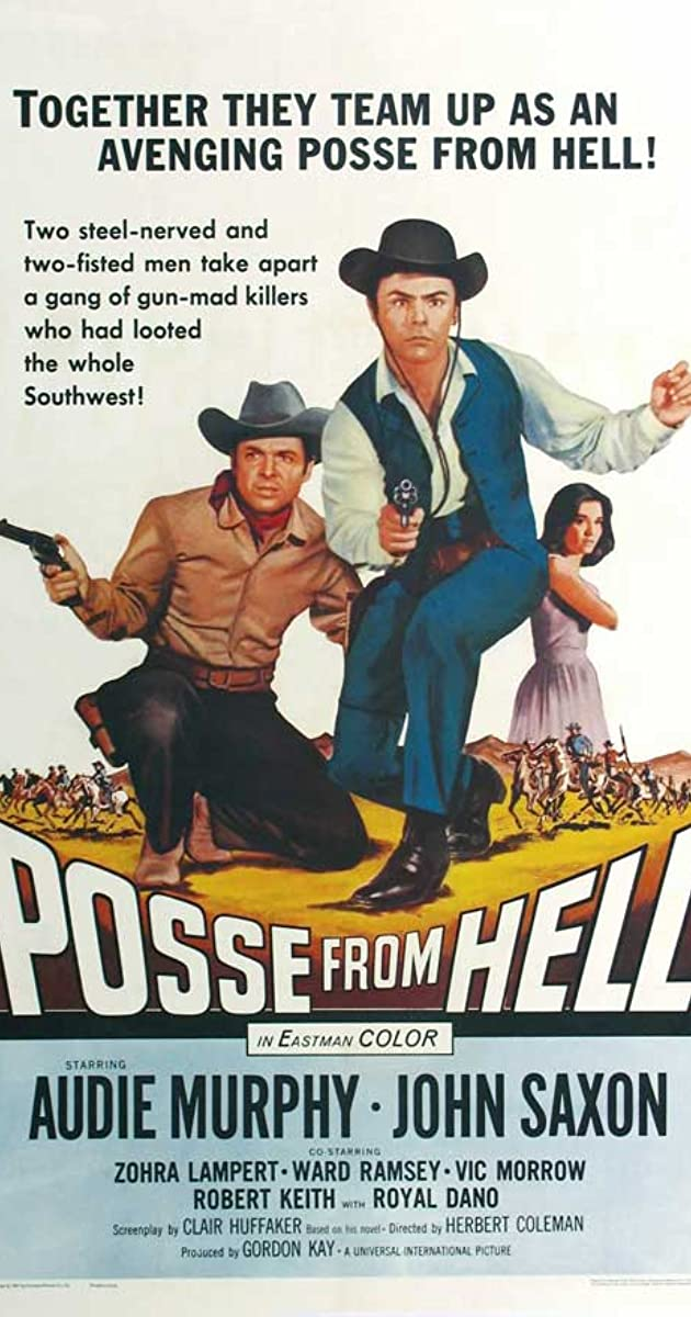 posse from hell 1961 imdb