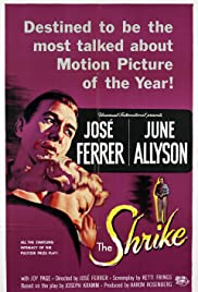 The Shrike (1955) Poster - Movie Forum, Cast, Reviews